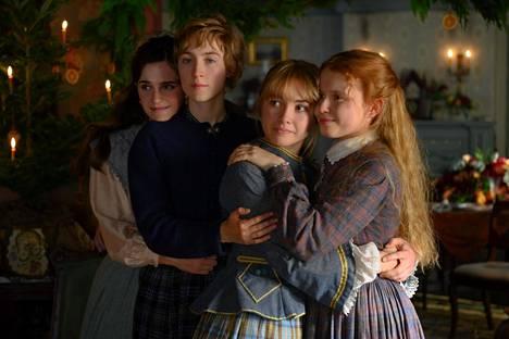 Pikku naisia -elokuvan pääosissa ovat Emma Watson, Saoirse Ronan, Florence Pugh ja Eliza Scanlen. Oscar-ehdokkuudet tulivat Roanille (naispääosa) ja Pughille (naissivuosa).