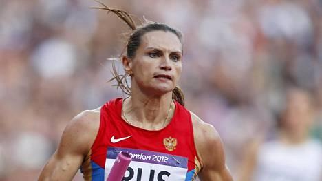 Julia Gushtshinalle kävi käry uusintatestissä.