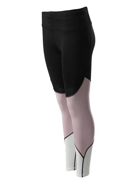 Jos rakastat vaaleanpunaista, tuo sitä ripaus myös treenileggareihin, 19,90 €, Energetics / Intersport.