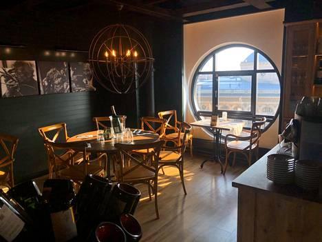 Kööpenhaminan ravintolat sijaitsevat Magasin du Nord -tavaratalossa ja kauppakeskuksessa Frederiksbergissä.