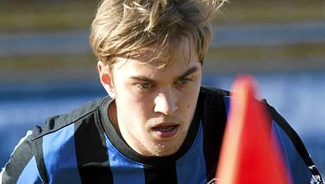 Mika Ojala osui jälleen Interille.