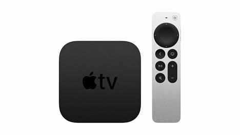Uudessa Apple TV:ssä on 120 hertsin tuki.