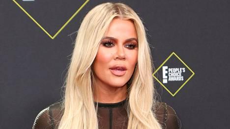 Khloé Kardashianin mukaan hän haluaa itse päättää, millaisia kuvia hänestä julkaistaan ja millaisia ei.