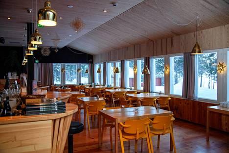 Vuoden 2020 ravintolaksi valittu Aanaar sijaitsee Inarissa.