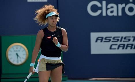 Japanilaistähti Naomi Osaka otti helmikuussa Australiassa uransa neljännen grand slam -voiton.