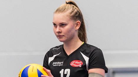 Kestomenestyjä LP Viesti eteni jälleen kerran naisten lentopallofinaaliin