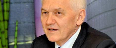 Venäläis-suomalainen liikemies Gennadi Timtshenko.