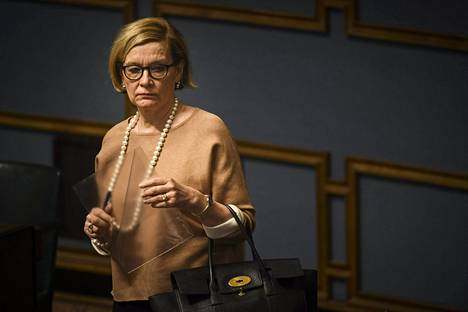 Kansanedustaja Paula Risikko on koko EU:n yhteisen hankintamekanismin idean äiti.