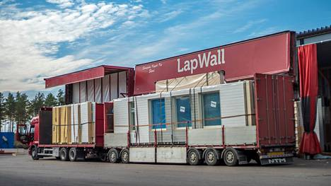 Lapwall Oy Pyhännällä joutui Teollisuusliiton hakusaarron kohteeksi.