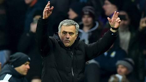 Jose Mourinho uskoo, että Valioliiga on parempi sarja, kun hän on paikalla.