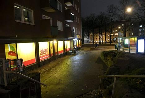Helsingin Vallillassa tapahtui lokakuussa henkirikos, josta epäillään kolmea 14–16 -vuotiasta poikaa.