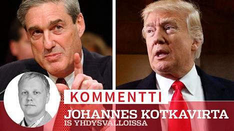 Yhdysvaltain apulaisoikeusministeri nimitti keskiviikkona FBI:n entisen johtajan Robert Muellerin selvittämään Venäjän väitettyjä vaikuttamisyrityksiä maan presidentinvaaleihin. Samalla suurennuslasin alle joutuu presidentti Donald Trumpin toiminta.