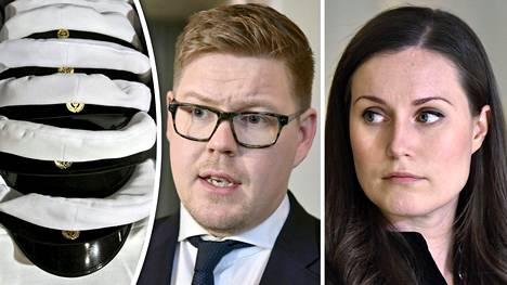 Pääministeriehdokkuudesta mittelevien Antti Lindtmanin ja Sanna Marinin ylioppilastodistuksissa ei ollut isoja eroja.