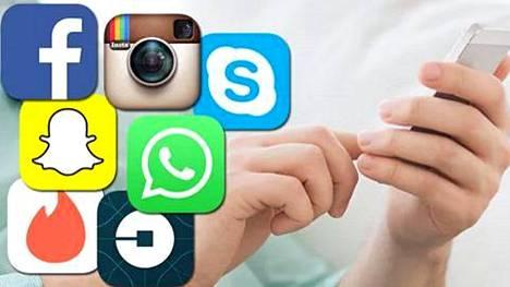 Aalto-yliopistossa on tutkittu mobiilisovellusten käyttäjiä.