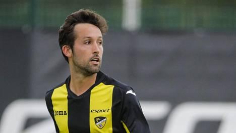 "Carlos ""Caloi"" Portela oli nostamassa Hongan Veikkausliigaan."