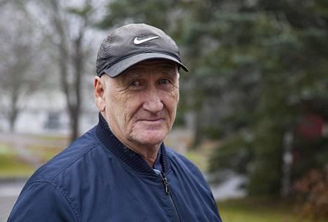 –Tämä on minulle parempi kuin jos olisin voittanut miljoona euroa, liikuttunut ja onnellinen isä Juhani Kautiainen kiittelee.