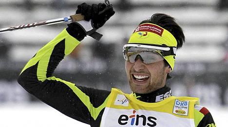 Jason Lamy-Chappuisin maailmancupin kokonaiskisan voitto on lähestulkoon varma.