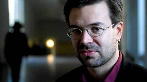 Yliopistonlehtori Panu Raatikainen arkistokuvassa vuodelta 1999.