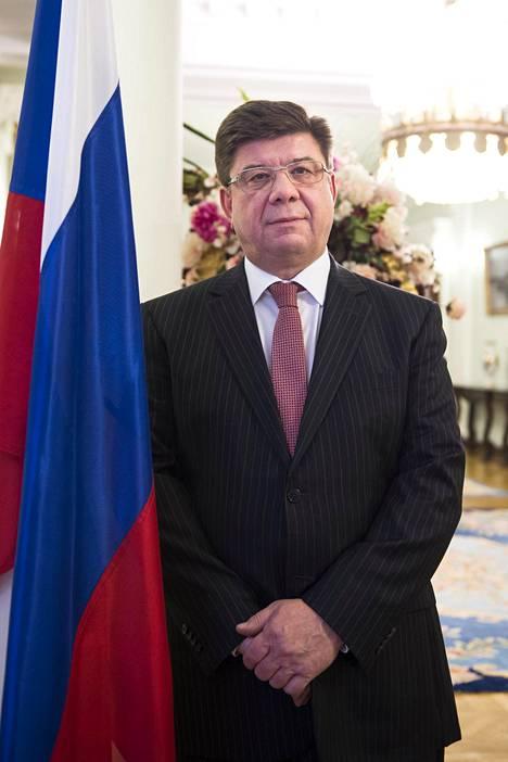 Pavel Kuznetsov - vaarallinen henkilö?