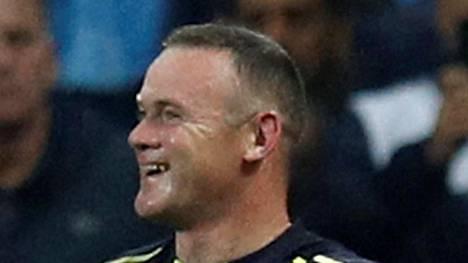 Wayne Rooney teki uransa 200. Valioliigamaalin.