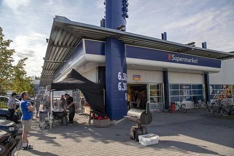 Eurojackpotin päävoitto pelattiin Siilinjärvellä K-supermarket Herkkupadassa viime elokuussa.