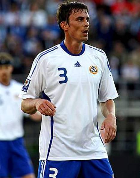 Toni Kallio ei ole vielä Fulhamin mukana Bulgariassa.
