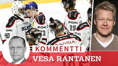 Porin Ässien ja muiden liigajoukkueiden kausi katkesi perjantaina 13. maaliskuuta. Ässien kehitysjohtaja Tommi Kerttula on ollut avoin seuransa tilanteesta.