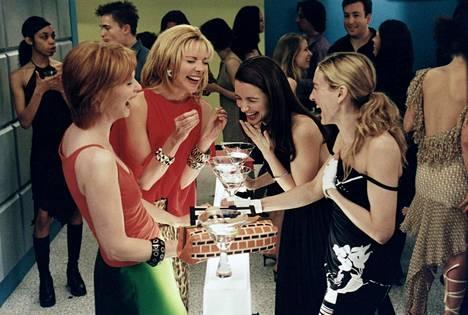 Viisikymppisen ystävyyden juhlaa – kyllä kiitos!