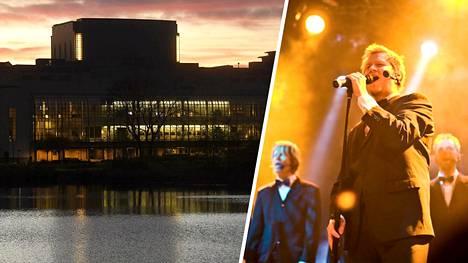 Ooppera pimenee ja konserttipaikat hiljenevät kolmeksi viikoksi.