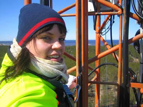 Anu Laine on tehnyt töitä 15-vuotiaasta asti. Siksi burn outia oli vaikea sulattaa.