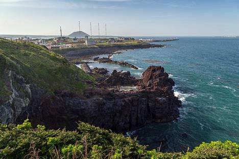 Jejun saari tunnetaan Korean Havaijina.