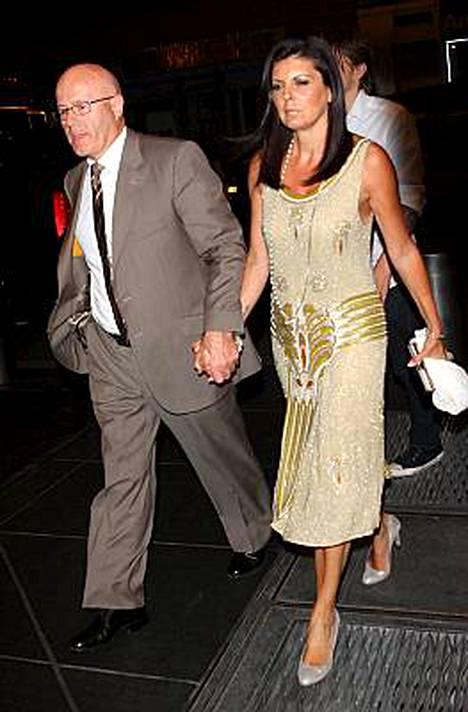 Heath Ledgerin isä Kim Ledger tuli ensi-iltaan vaimonsa Inesin kanssa. Myös muu perhe oli paikalla.
