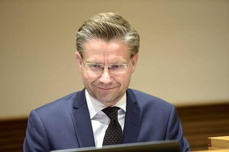 Janne Salminen.