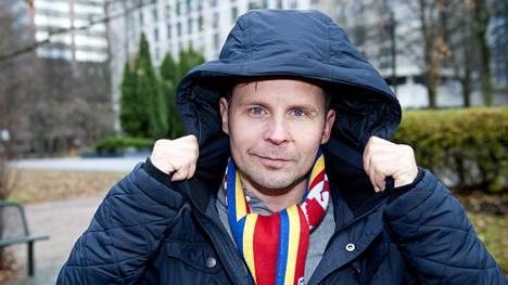 Janne Lahtela toipui vuoden verran onnettomuudestaan ja palasi sen jälkeen valmentajaksi.