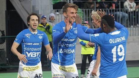 Janne Saksela jatkaa Rovaniemen Palloseurassa.