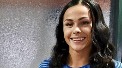 Maria Huntington on yksi Suomen urheilun kirkkaimmista tähdistä.