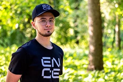"""Olek """"hades"""" Miskiewicz on ENCEn uusi vahvistus. 21-vuotias puolalainen on aloittanut joukkueessa hyvin."""