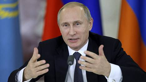 Vladimir Putinin Venäjä hallitsee informaatiosodankäynnin taidon.
