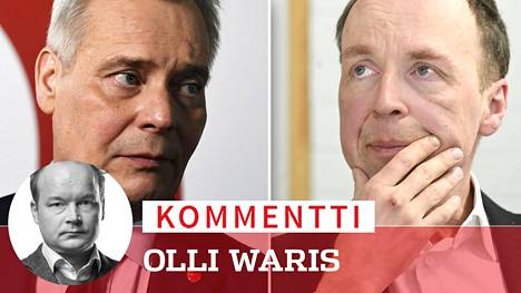 Sdp:n puheenjohtaja Antti Rinne on sanonut, että hänellä ja perussuomalaisten puheenjohtaja Jussi Halla-aholla on ihmisyyteen liittyviä näkemyseroja.