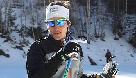 Irineu Esteve Altimirasin tavoitteena on nousta joku päivä Tour de Skissä ylimmälle palkintokorokkeelle.