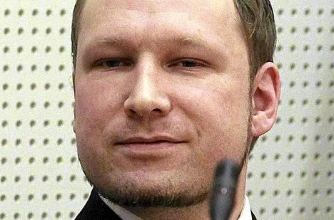 Norjan joukkosurmaaja Anders Behring Breivik on kirjeenvaihdossa äitinsä kanssa.
