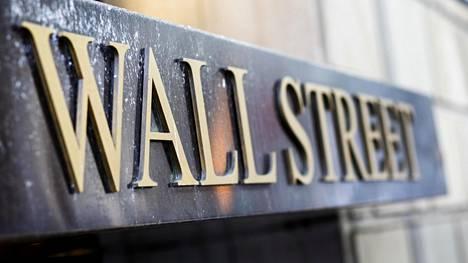 Takana on vuoristoratamainen viikko Wall Streetin pörssissä.