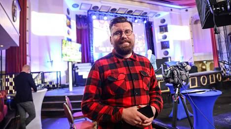 Perussuomalaisten kansanedustaja Sebastian Tynkkynen kertoi pitävänsä puolueen kuntavaalitulosta ennakkovaroituksena tulevia eduskuntavaaleja ajatellen.
