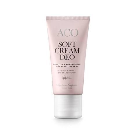 Aco Soft Cream Deo, 9,90 € / 50 ml, apteekeista.