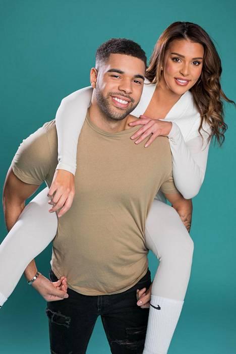 Jeffreylle ja Saralle keskinäinen kunnioitus parisuhteessa on äärimmäisen tärkeää.