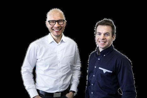 Mika Sutinen ja Mikko Kuitunen halusivat tehdä kansantajuisen teoksen epäonnistumisen pelosta ja siitä, miten sen kanssa pärjää.