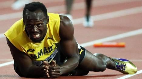 Usain Bolt saattaa sittenkin nousta Paavo Nurmen rinnalle.