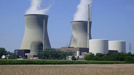 Gundremmingenin ydinvoimala sijaitsee Baijerin osavaltiossa.