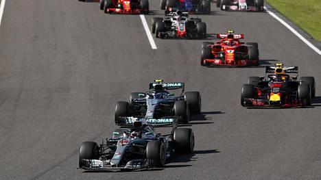 F1-sarjaan kaavailtu radikaali muutos jää toteutumatta