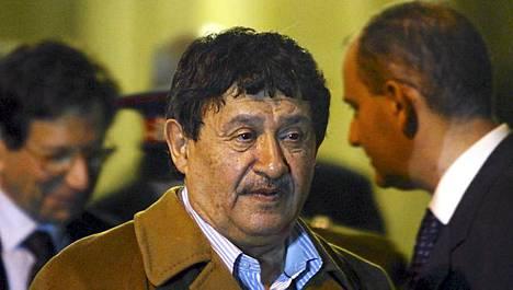 Libyan varaulkoministeri Abdelati Obeidi on kirtänyt Turkissa. Kreikassa ja Maltalla keskustalemassa keinoista Libyan konfliktin ratkaisemiseksi.